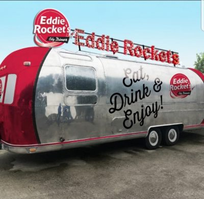 Eddie Rocket's | Farrell Mobile Catering Units