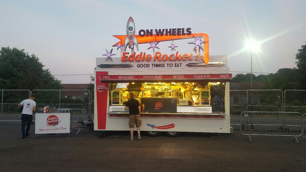mobile catering units