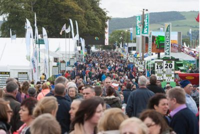 National Ploughing Champioships 2018 | Farrell mobile catering