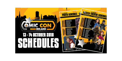 Comic Con Ireland | Farrell Catering outdoor events