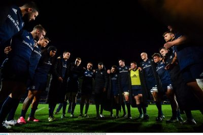 Leinster Rugby   Farrell Catering outdoor events