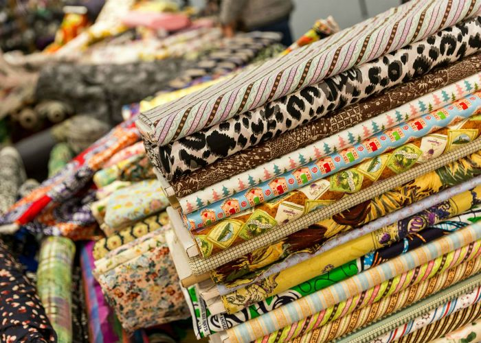 Knitting & Stitching Show RDS Dublin | Farrell Catering