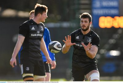 Leinster Rugby Squad Training | Farrell Catering at the RDS