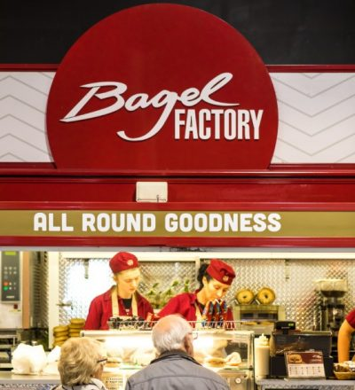 Bagel Factory Event Catering from Farrell Catering