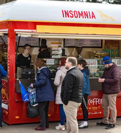 Insomnia Mobile Catering Unit | Farrell Catering