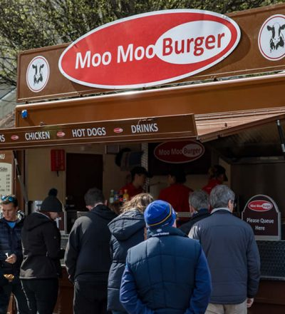 Moo Moo Burger | Farrell Event Catering
